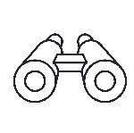 binoculars-line-icon-concept-binoculars-vector-22930822